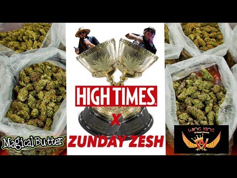 High Times 2018 Norcal Cannabis Cup