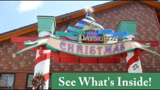 Days of Christmas Gift Shop STORE TOUR Disney Springs! [July 2015]