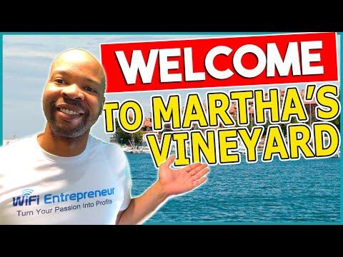 WiFi Entrepreneur: Welcome to Martha's Vineyard | Online Affiliate Marketing Guide: Episode 9