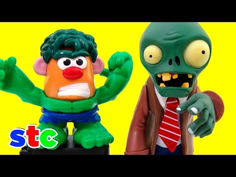 Plants vs Zombies Aventuras Hulk vs Zombie Gigante