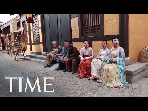 Hengdian World Studios: Behind The Largest Film Studio's Struggling Extras | TIME