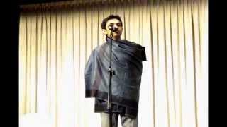 Sanjeev Kumar mimicry Thakur Sholay