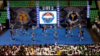 AUF PepSquad - NCC National Finals 2012