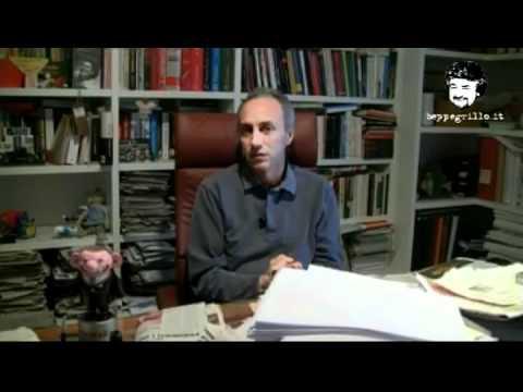 Minority Gasparri - Marco Travaglio