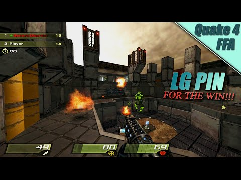 Quake 4 Multiplayer Online 2021. LG Pin Satisfying In Every Quake. |