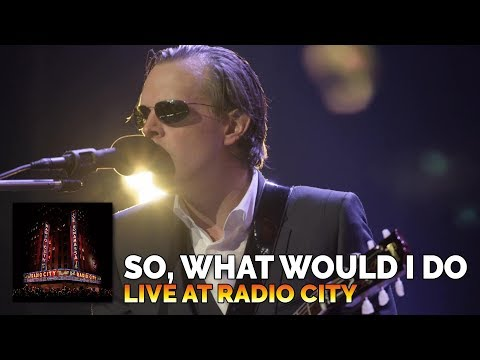 Joe Bonamassa Official - So What Would I Do - Live at Radio City Music Hall