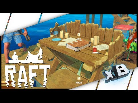 Research Bench! :: Raft Multiplayer Gameplay :: E03