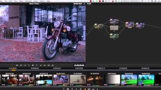 Davinci Resolve Tutorial: Serial vs. Parallel vs. Layer Nodes