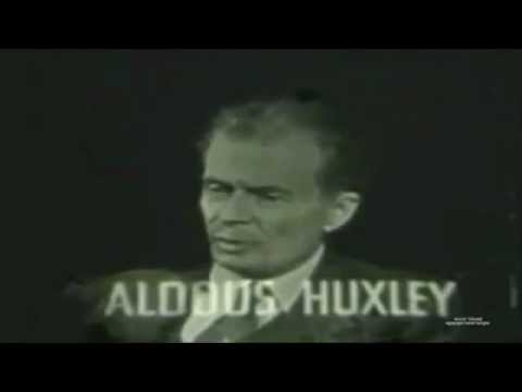 Warning from Aldous Huxley