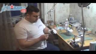 ScaleModels.ru Video #3 - Покраска кузова модели автомобиля - 1