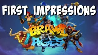 Brawl Of Ages - First Impressions!