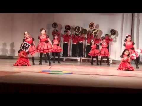 school annual day function welcome song