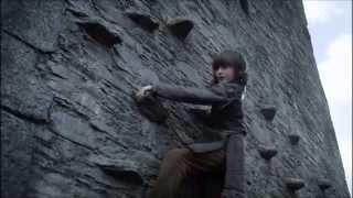 King Robert Baratheon arriving Winterfell