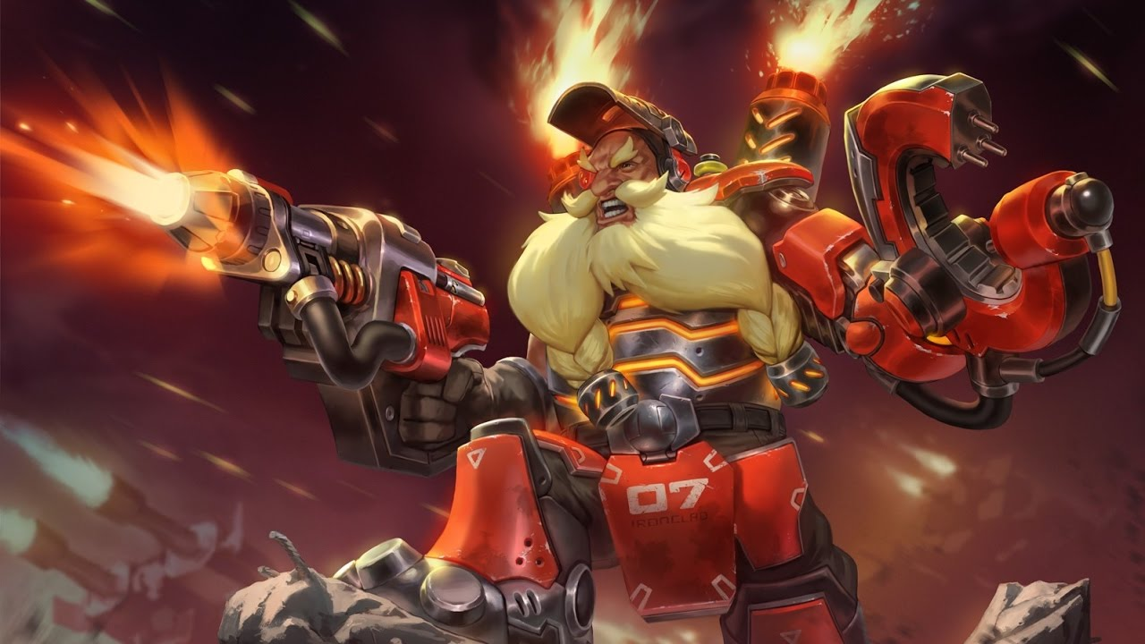 attack torb is best torbjörn overwatch opness youtube