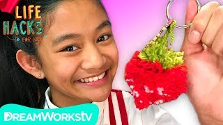 Pom Pom Hacks | LIFE HACKS FOR KIDS