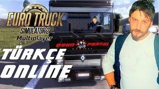 Euro Truck Simulator 2 Türkçe Online | Otobanda Kavga