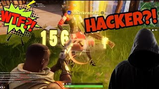 HO INCONTRATO A HACKER! - Fortnite Royal Battle