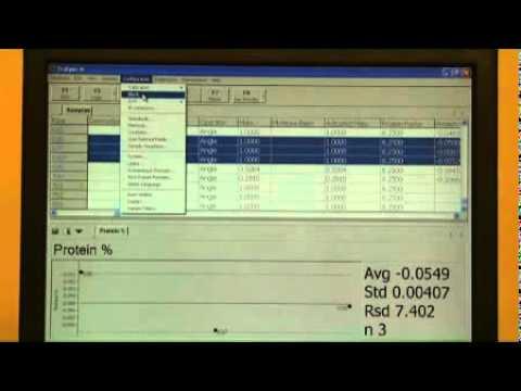 Proximate Analysis - Percent Protein