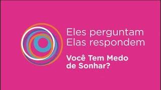 MURILO ROSA PERGUNTA: VOCÊ TEM MEDO DOS SEUS SONHOS?