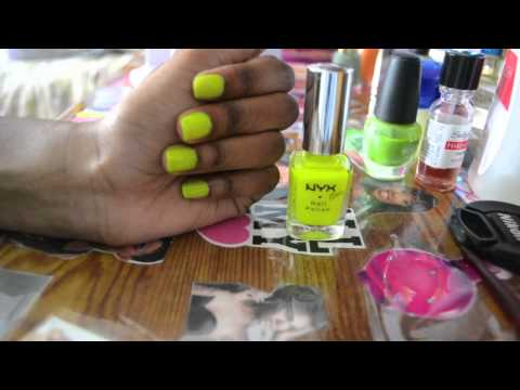 Nail Polish | Spring 2012 Colors + Tutorial