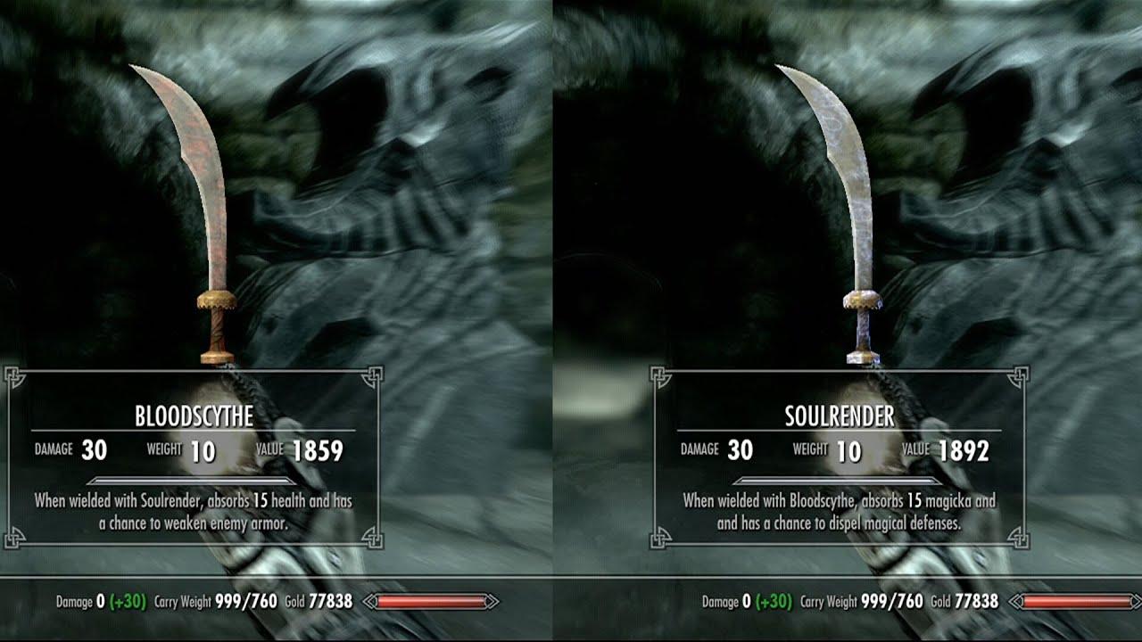 Kthonia's Unique Weapon Pack - Dragonborn Weapons at Skyrim Nexus ...
