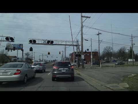 Driving by Boardman,Ohio