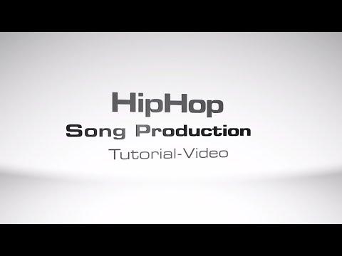HipHop Song Production mit Cubase | Der Trailer zum Videokurs
