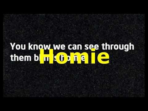 Slang in English songs