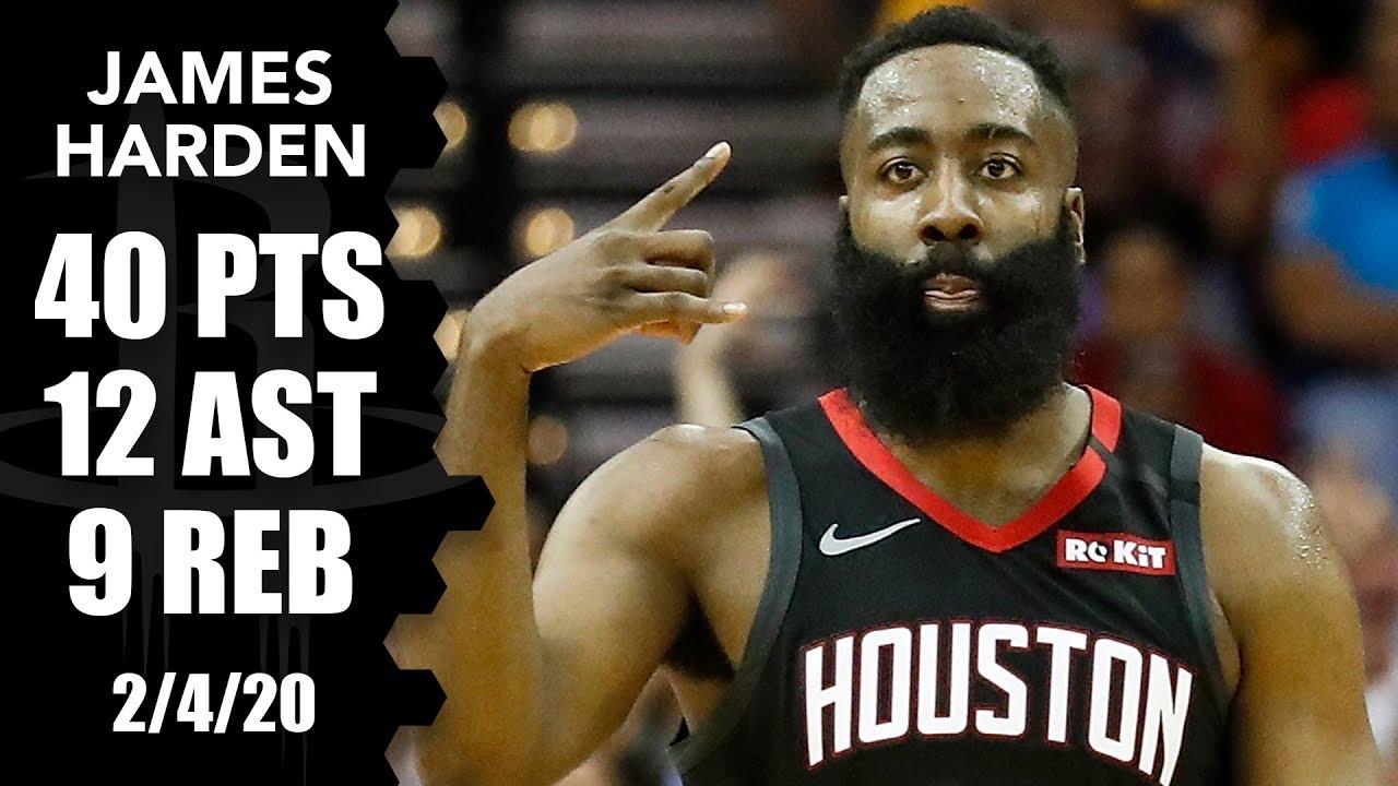 Rockets vs. Hornets - Game Recap - March 7, 2020 - ESPN