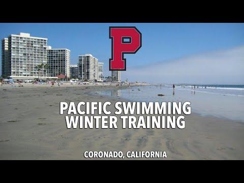 Pacific Swimming Winter Training 2019-20