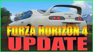 Forza Horizon 4 - SUPRA დაბრუნდა ხალხოო!! სტრიმის ვიდეო