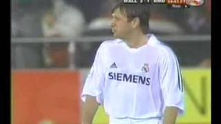 Mallorca de Arango Vs Real Madrid