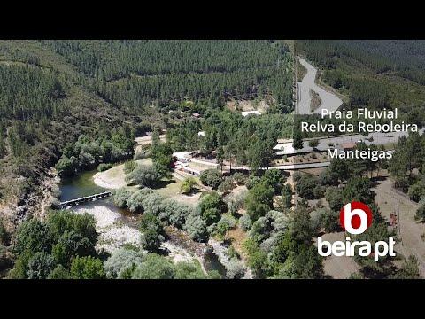 Praia Fluvial da Relva da Reboleira - Manteigas - beira.pt