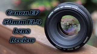 Canon EF 50mm F1.4 USM: Lens Review/Test