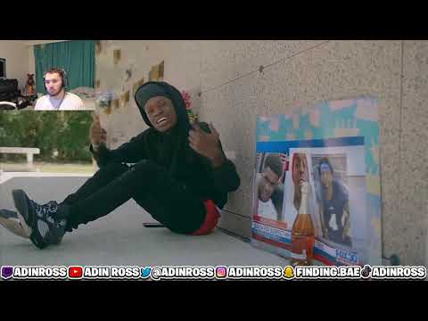 """ADIN ROSS REACTS TO Foolio """"When I See"""" Remix Official Video"""