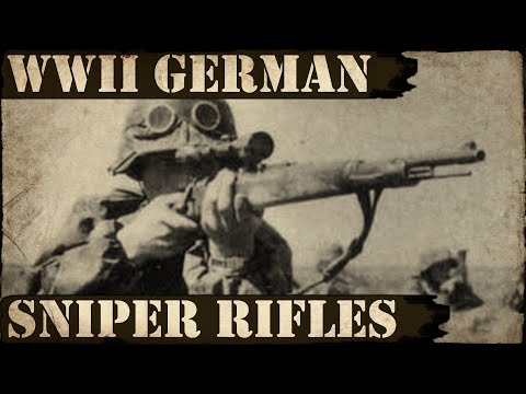 German Sniper Rifles of WWII - Don't get Scammed!
