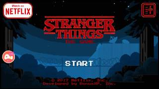 Stranger Things: The Game chapter 6 p2/ the hardest battle yet