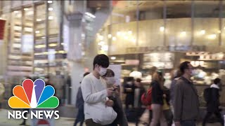 Coping With A Coronavirus Outbreak In Tokyo And Seoul | NBC News NOW