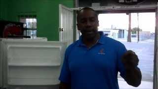 New Magic Chef Refrigerators - they