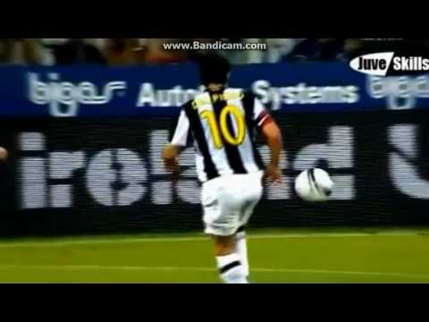 690577018 Best goals and skills from Alessandro Del Piero - YouTube