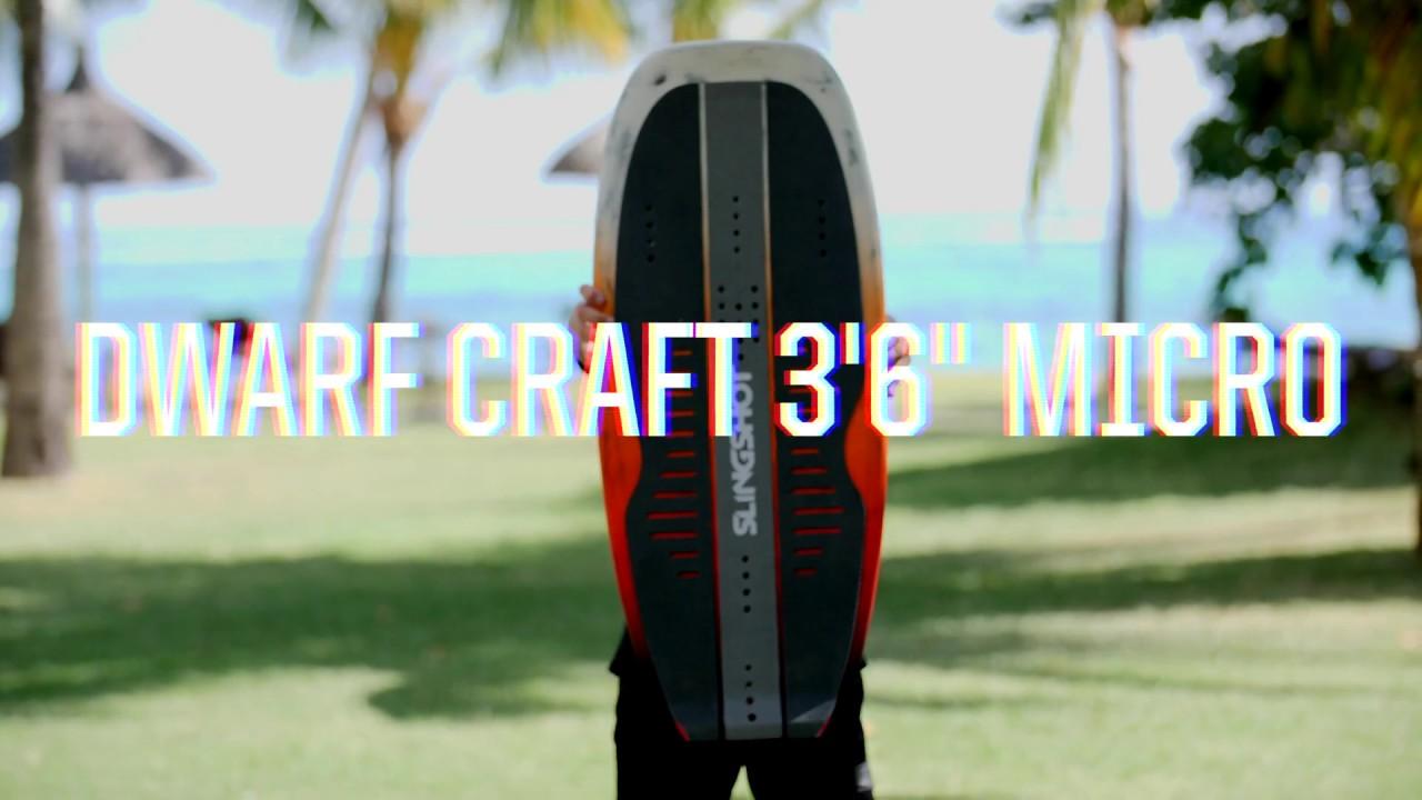2020 DWARFCRAFT MICRO 3'6