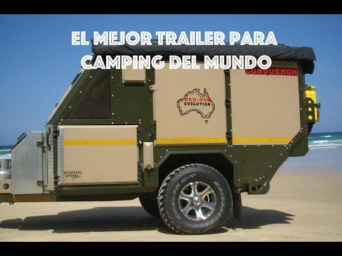 El mejor trailer para camping del mundo uev 440 conqueror - El mejor ambientador para casa ...