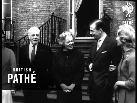 Duke Of Kent Engaged (1961)