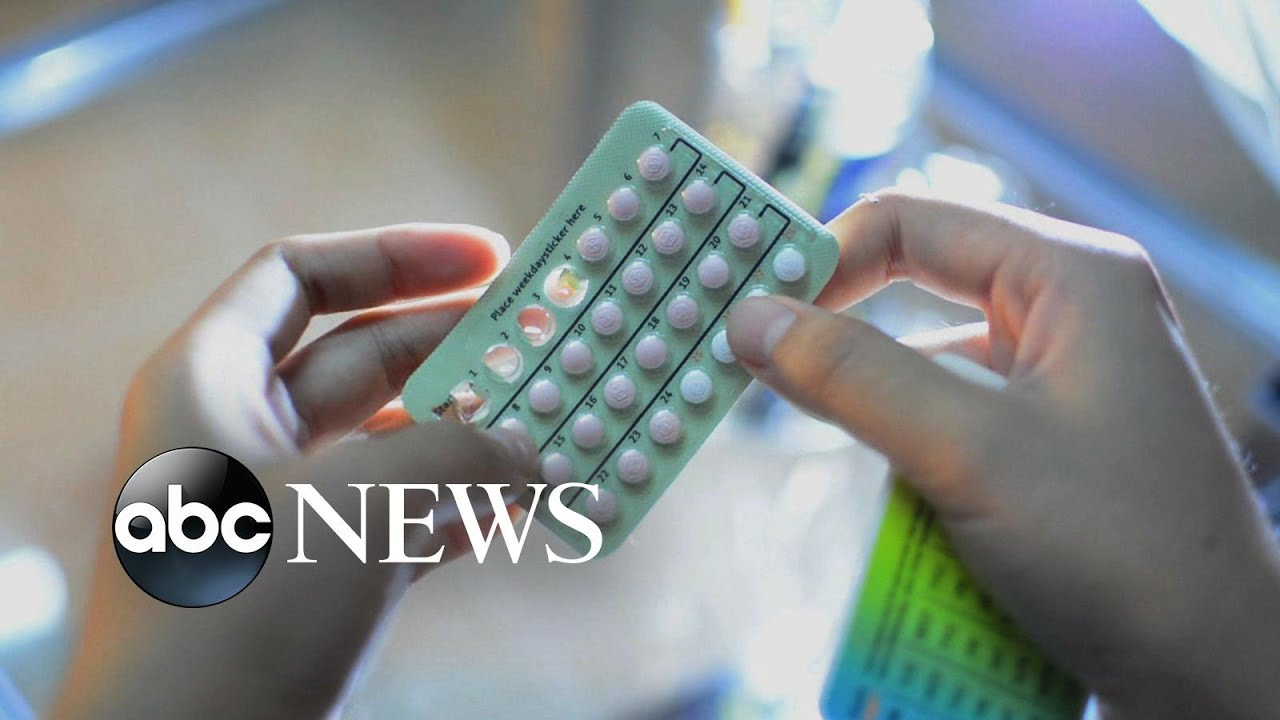 Teen Girls Offered Birth Control Via App