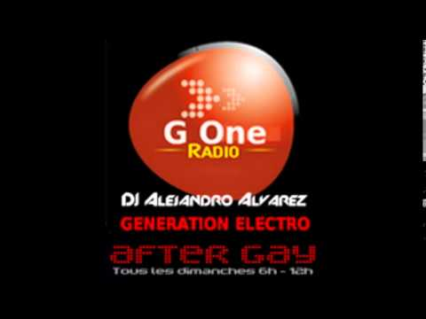 G ONE RADIO - After Gay - Session by Alejandro Alvarez - 8/2/15