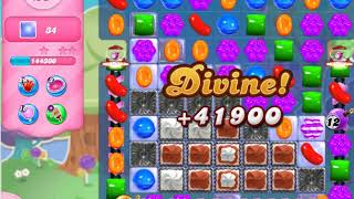 Candy Crush Saga   level 565 no boosters