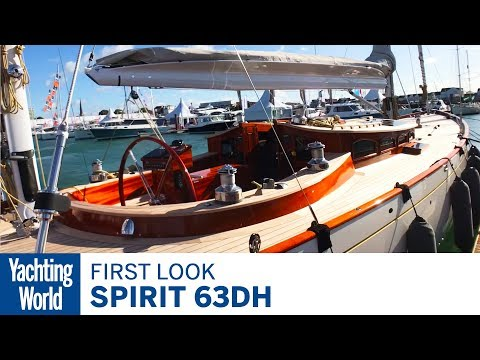 Spirit 63DH | First Look | Yachting World