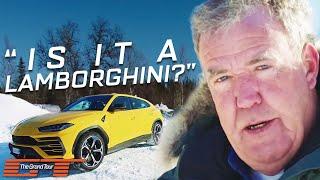 The Grand Tour: A look at the Lamborghini Urus