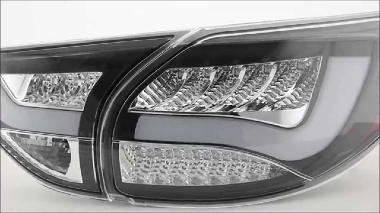 13 15 Mazda Cx 5 Led Tail Lights Youtube
