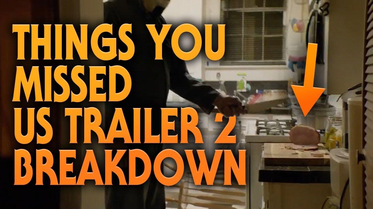 Halloween (2018) US Trailer 2 Breakdown | Things You Missed | Easter Eggs